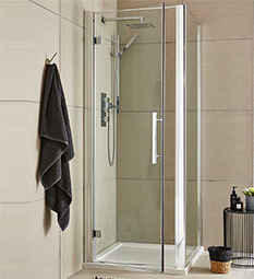 Apex Hinged Doors / Enclosures 8mm Glass