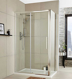 Apex Single Sliding Doors & Enclosures 8mm Glass