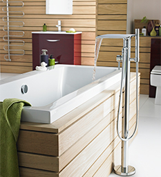 Freestanding Bathroom Taps