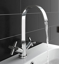 Hudson Bathroom Tap Range