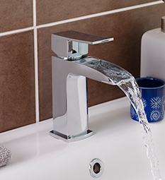 Moat Bathroom Tap Range