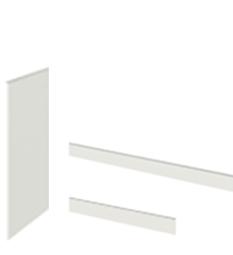 Plinths & End Panels