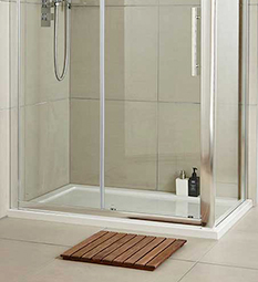 Rectangular Shower Trays - White