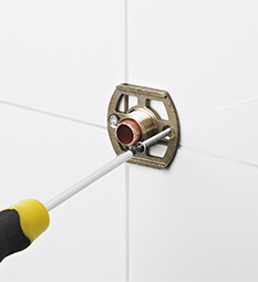 Shower Fast Fix Brackets