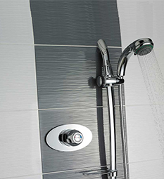 Shower Slider Rail Kits