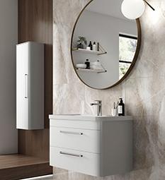 Solar Pure White Furniture