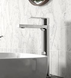 Sottile Bathroom Tap Range