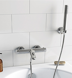 Thermostatic Bath Taps