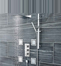 Concealed Shower Combos