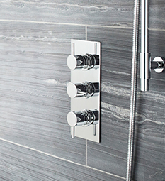 Concealed Shower Valves & Kits