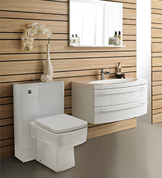 Vanguard Gloss White Furniture