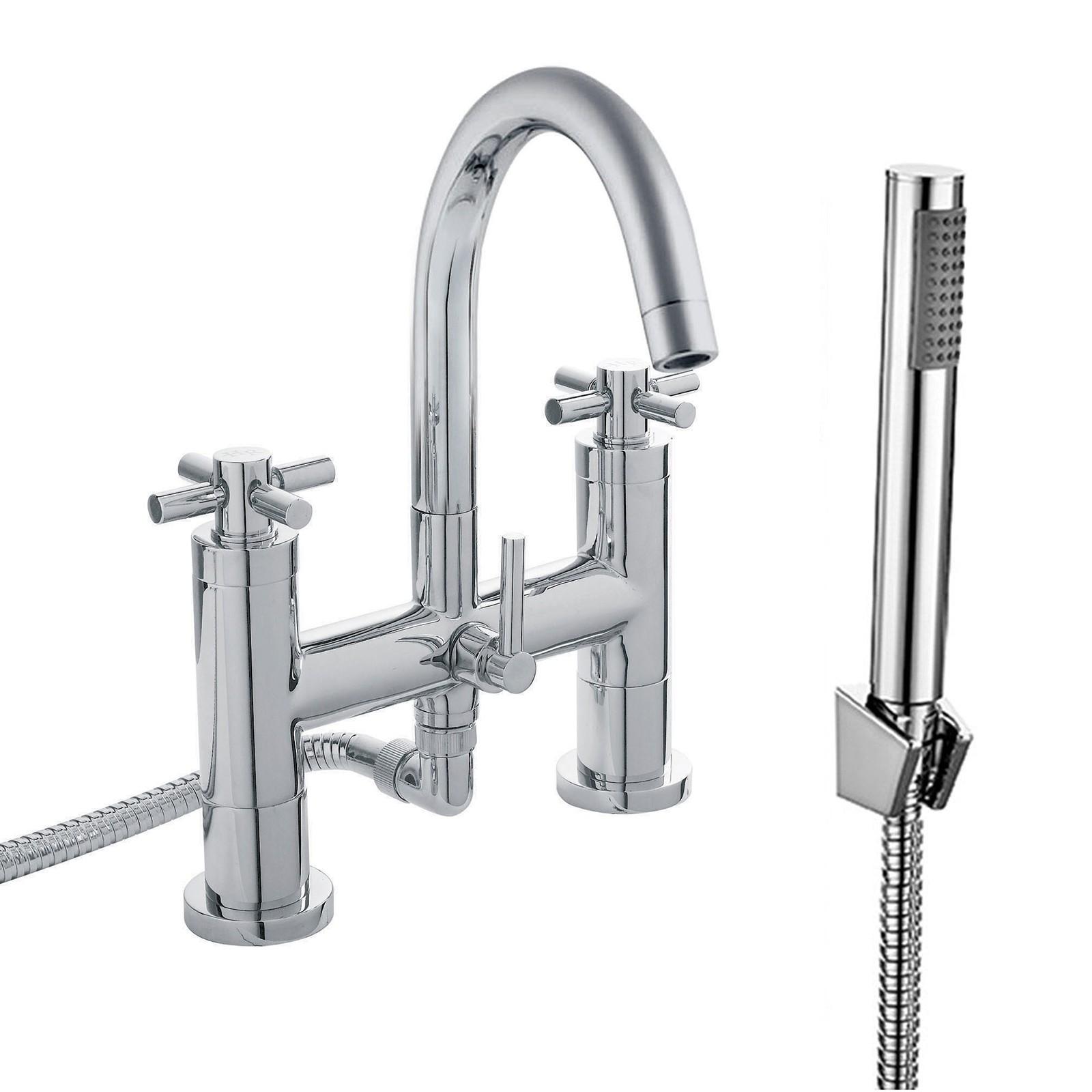 Mayfair Bath Shower Mixer Tap B Mbt08 Bathroom House