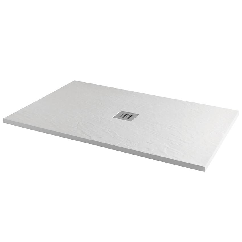 SALE - Mineral Slate 1400 x 900mm Rectangular Low Profile Shower ...