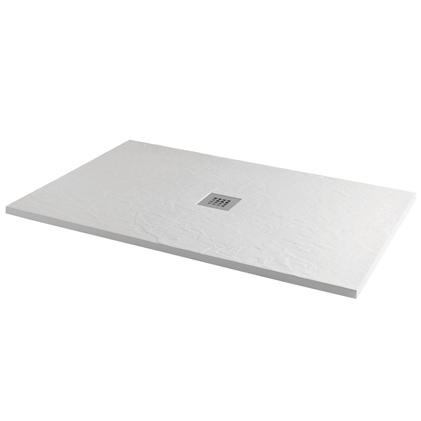 SALE - Mineral Slate 1200 x 800mm Rectangular Low Profile Shower ...