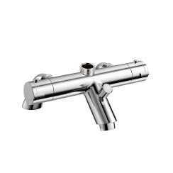 Soho Thermostatic Bath Shower Mixer Tap with Top Outlet