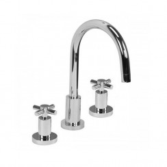 Mayfair 3 Hole Basin Tap
