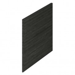 800mm Hacienda Black End Bath Panel and Plinth