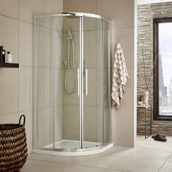 Apex 800mm Quadrant Shower Enclosure