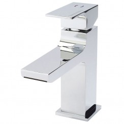 Art Mono Waterfall Basin Mixer Tap