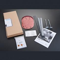 Cristallo Maia Worktop Joint Joining Kit 1800 x 365mm