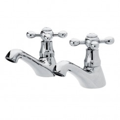Belmont Bath Taps Pair