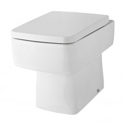 Bliss Semi Flush to Wall Pan & Seat