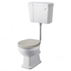 Richmond Low Level Pan & Cistern
