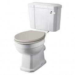 Richmond Close Coupled Comfort Height Pan & Cistern