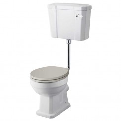 Richmond Low Level Comfort Height Pan & Cistern