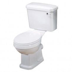 Carlton Close Coupled Pan, Cistern & Seat