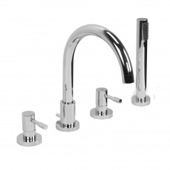 Soho 4 Hole Bath Shower Mixer Tap