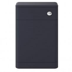 Solar Indigo Blue 550mm Floor Standing WC Unit