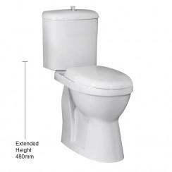 Single Flush Comfort Height Pan & Cistern