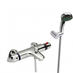 Eaton Thermostatic Bath Shower Mixer Tap