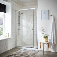 Ella 1000mm Shower Enclosure Sliding Door
