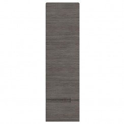 Urban Grey Avola 400mm Tall 1 Door, 1 Draw Unit