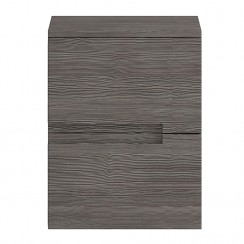 Urban Grey Avola 400mm 2 Door Side Cabinet