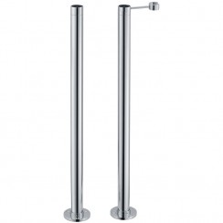 Freestanding Bath Tap Legs With Bracket