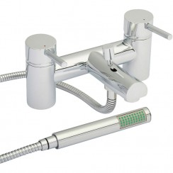 Quest Lever Bath Shower Mixer Tap