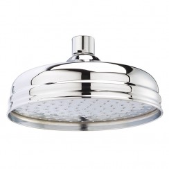 "8"" Apron Fixed Traditional Fixed Shower Head"