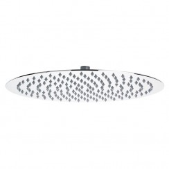 Round Stainless Steel Fixed Shower Head & Ceiling Arm 400m