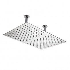 Hudson Reed  Rectangular Stainless Steel Rectangular Ceiling Shower Head