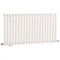 Revive Single Panel Designer Radiator - High White Gloss - 635 x 1180mm