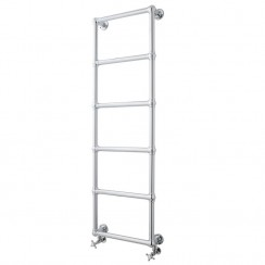 Countess Traditional Wall Mounted Heated Towel Rail - 1550 x 600