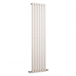 Revive Single Panel Designer Radiator - High White Gloss - 1500 x 354mm