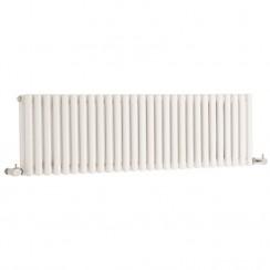 Refresh Double Panel Designer Radiator - High Gloss White - 1064 x 300mm