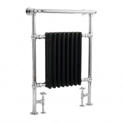 Marquis Traditional Heated Towel Rail - 960 x 675mm
