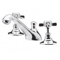Beaumont 3 Tap Hole Basin Mixer Tap