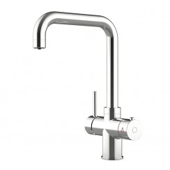 Chrome Lisbon Instant Hot Water Kitchen Tap Only