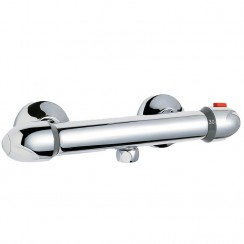 Round Thermostatic Bar Shower Valve